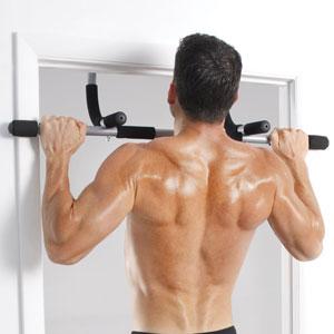 iron gym pull up bar