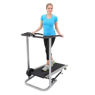 Exerpeutic 250 Manual Treadmill