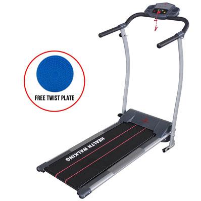 H.B.S Portable Folding Electric Motorized Treadmill