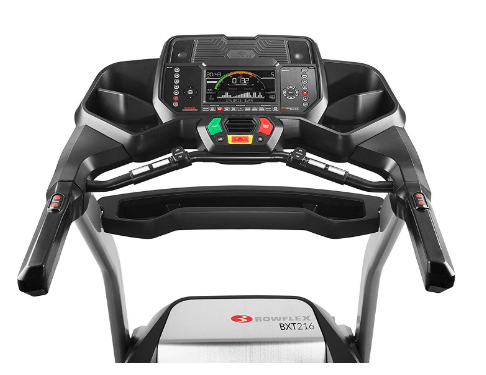 Bowflex BXT216 Treadmill computer feature