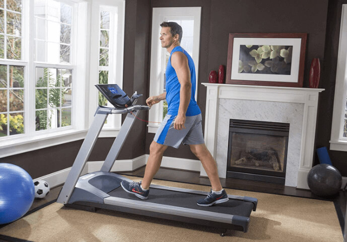 Precor TRM 211 Energy Series Best Treadmill