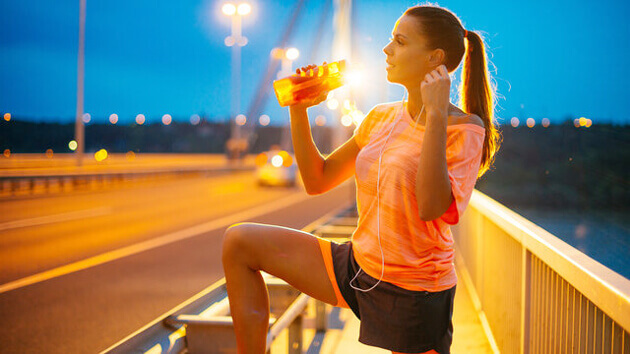 What to Eat Before And After running