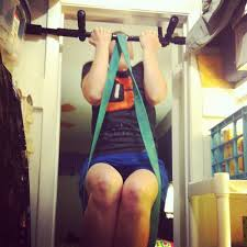 rubber pull ups