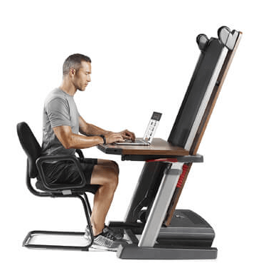 NordicTrack Treadmill Desk Platinum 3