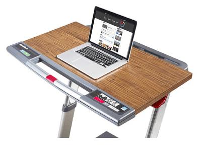 NordicTrack Treadmill Desk Platinum 4