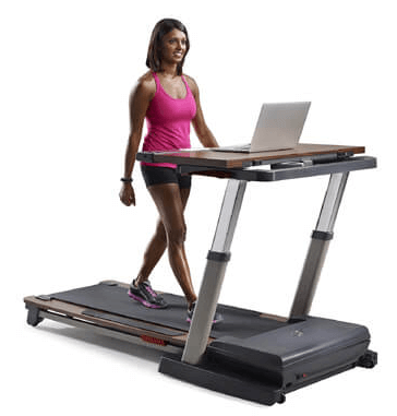 NordicTrack Treadmill Desk Platinum 5