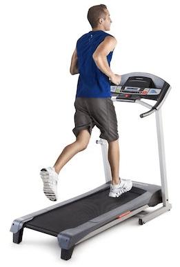 Weslo Cadence G 5.9 Treadmill boy