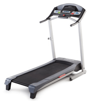 Weslo Cadence G 5.9 Treadmill perfect