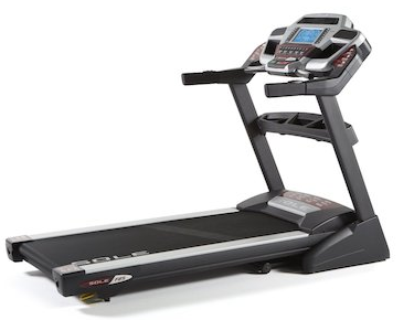 SOLE F85 Treadmill feature