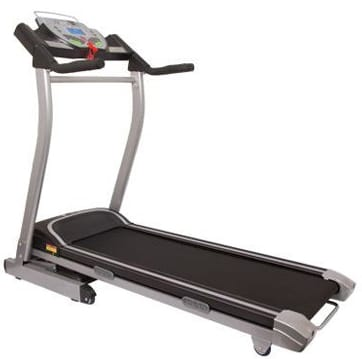 Confidence TXI Heavy-Duty Motorized Electric Folding Best Treadmill