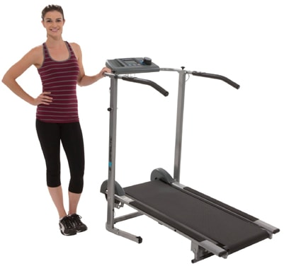 Exerpeutic 100XL High Capacity Magnetic Resistance Manual Best Treadmill