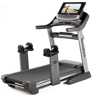 NordicTrack Commercial 2950 best treadmill