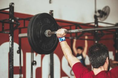 How much can the average man lift